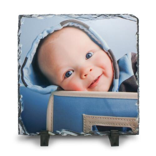 Schiefertafel mit Foto bedrucken