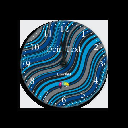 Uhr mit Logo bedrucken