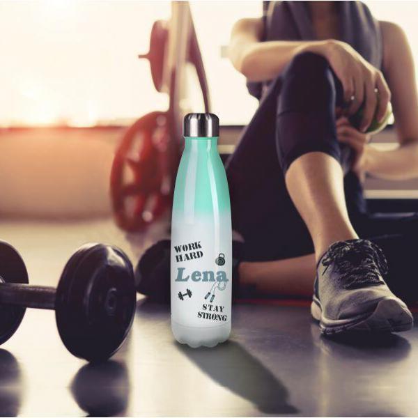 Trinkflasche - Thermosflasche