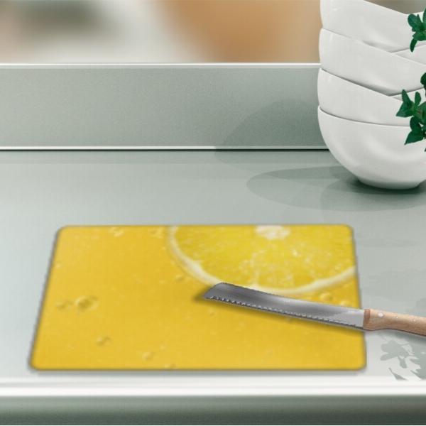Glasschneidebrett