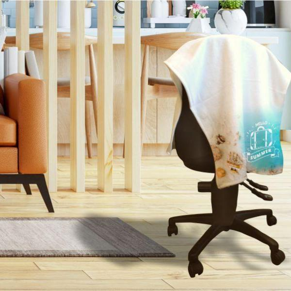 Handtuch mit eigenem Design